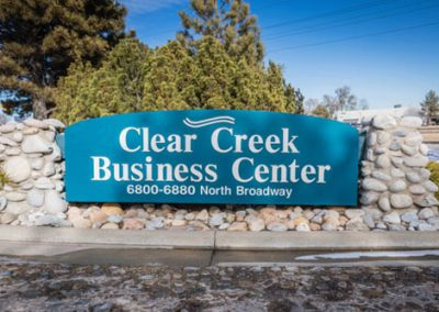 Clear Creek Business Center